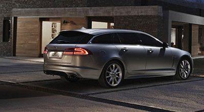 La Nouvelle Jaguar XF sportbreak est disponible