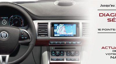 Jaguar : Destination sécurité