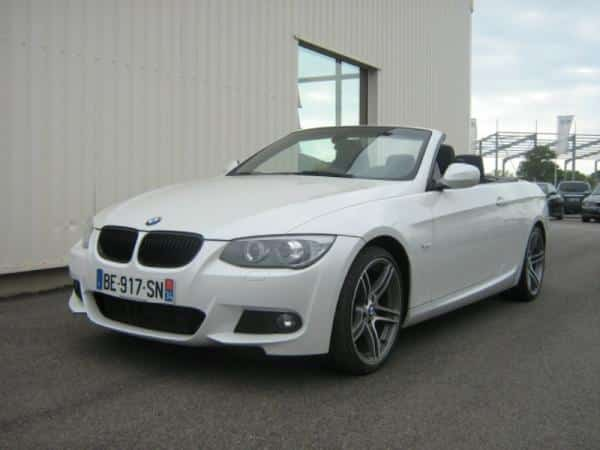 bmw serie 3 cabriolet 320d limited sport edition. Black Bedroom Furniture Sets. Home Design Ideas
