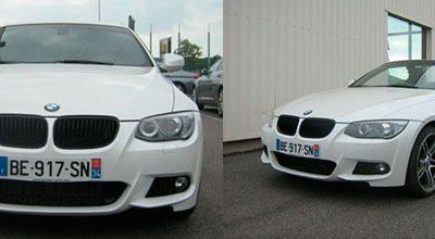 BMW Serie 3 Cabriolet 320d Limited Sport Edition: L'OCCASION DU MOIS