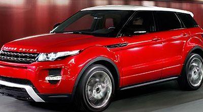 Range Rover EVOQUE pour 399€/mois*