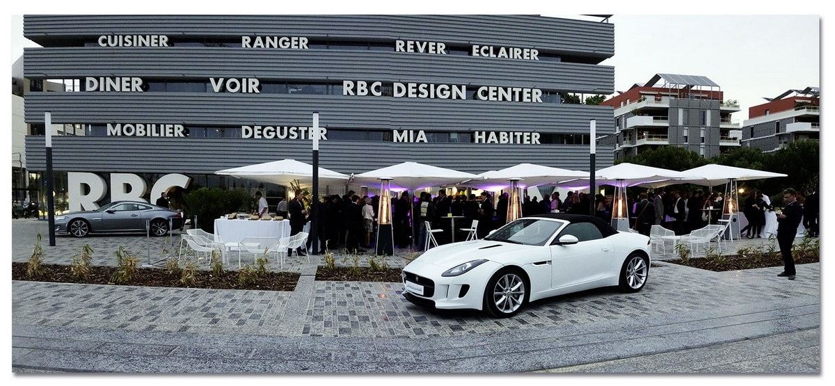 Lancement de la nouvelle jaguar f type montpellier for Garage jaguar montpellier