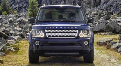 Land Rover présente le Land Rover Discovery 2014