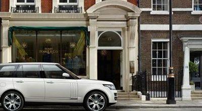 Série limitée Range Rover Autobiography Black
