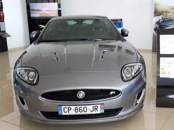 Jaguar xk coup 5 0 v8 r l affaire du mois groupe grim for Garage jaguar montpellier