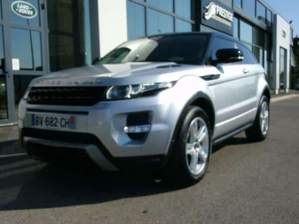 land rover range rover evoque coup sd4 dynamic. Black Bedroom Furniture Sets. Home Design Ideas
