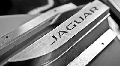 Réalisation du Jaguar C-X17
