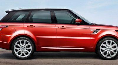 Range Rover Sport à l'essai
