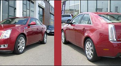 CADILLAC CTS 3.6 V6 AWD Sport Luxury BA : L'OCCASION DU MOIS