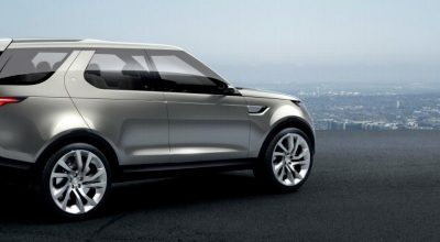 DISCOVERY VISION : LE CONCEPT LAND ROVER