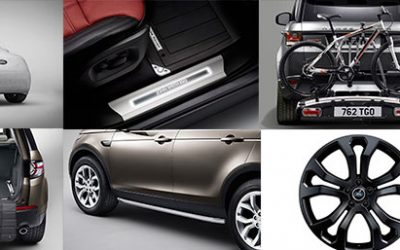 Découvrez les accessoires Land Rover en vidéo