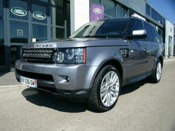 land rover range rover sport 3 0 sdv6 hse mark vii l. Black Bedroom Furniture Sets. Home Design Ideas