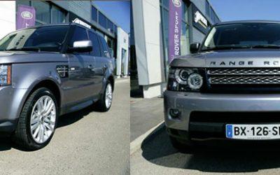 LAND-ROVER Range Rover Sport 3.0 SDV6 HSE Mark VII: L'OCCASION DU MOIS