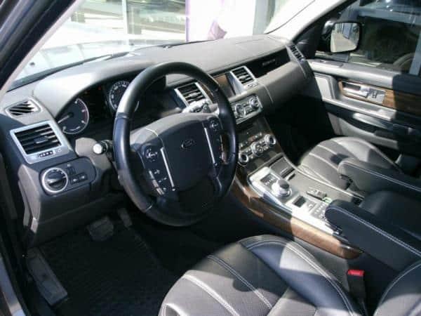 LAND-ROVER Range Rover Sport 3.0 SDV6 HSE Mark VII- (4)
