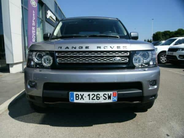 LAND-ROVER Range Rover Sport 3.0 SDV6 HSE Mark VII- (5)