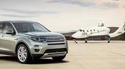 Land Rover lance le premier concours au monde permettant  de gagner un voyage dans l'espace