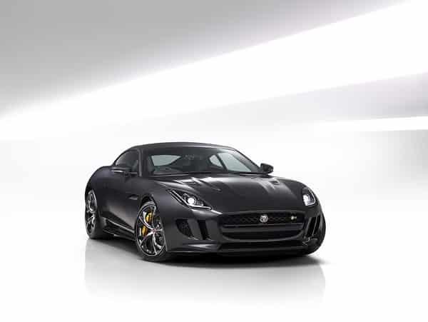 Jaguar F-TYPE  La gamme passe de 6 à 14 modèles (1)