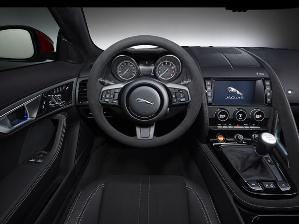 Jaguar F-TYPE  La gamme passe de 6 à 14 modèles (11)
