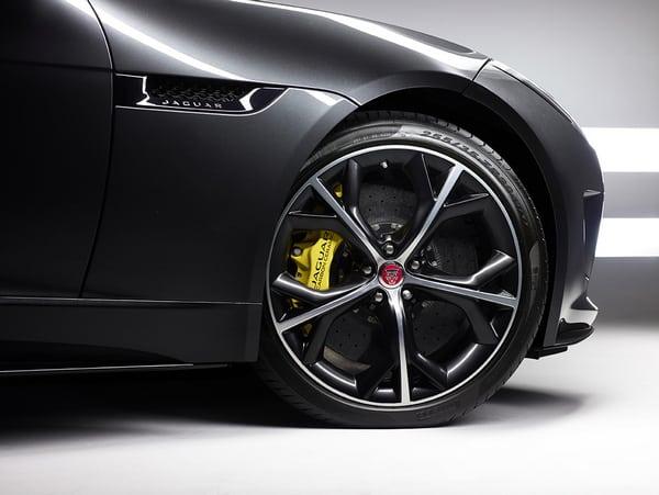 Jaguar F-TYPE  La gamme passe de 6 à 14 modèles (5)