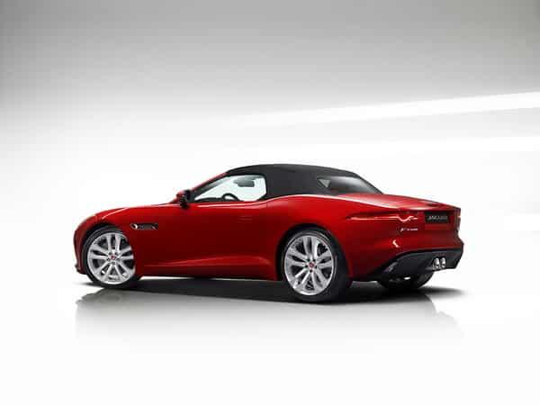 Jaguar F-TYPE  La gamme passe de 6 à 14 modèles (8)