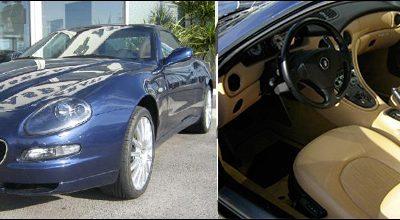 MASERATI Coupe 4.2 Cambiocorsa: L'OCCASION DU MOIS