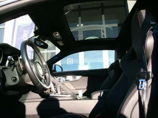 JAGUAR F-Type Coupe 3.0 V6 380ch S BVA8  (4)
