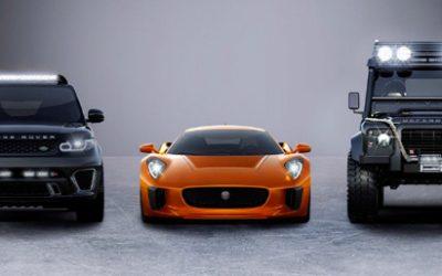 Jaguar et Land Rover annoncent leur partenariat avec SPECTRE, le 24ème opus de James Bond