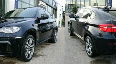 BMW X6 M 555ch : L'OCCASION DU MOIS