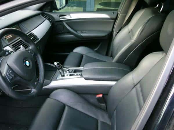 BMW X6 M 555ch