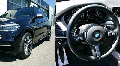 BMW X5 M50d 381ch : L'OCCASION DU MOIS