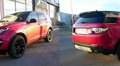 LAND-ROVER Discovery Sport SD4 AWD HSE BVA : L'AFFAIRE DU MOIS