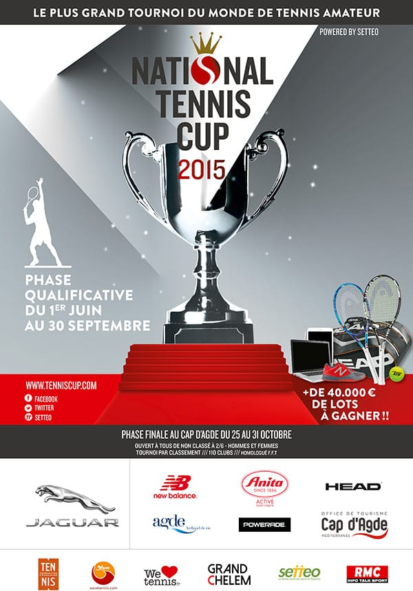 National Tennis Cup 2015