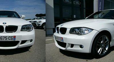 BMW 116d Edition Sport : L'OCCASION DU MOIS