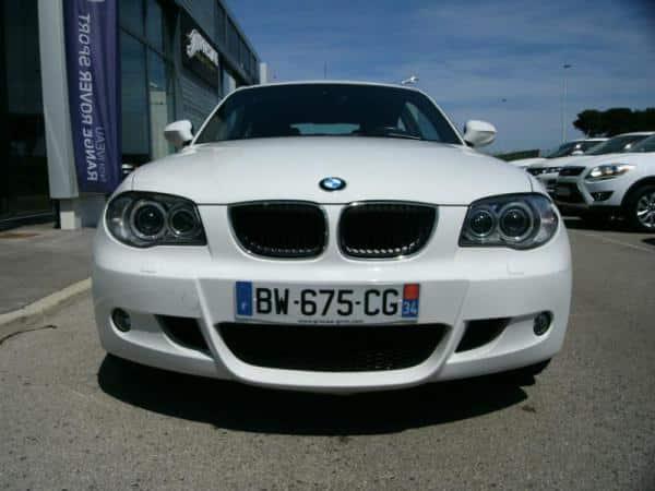BMW 116d Edition Sport  L'OCCASION DU MOIS (3)