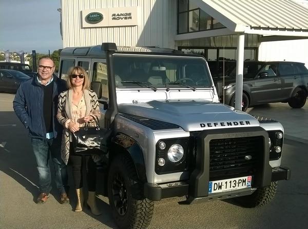 Land Rover BÉZIERS