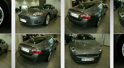 JAGUAR XK8 Coupe 4.2 V8 R : L'OCCASION DU MOIS
