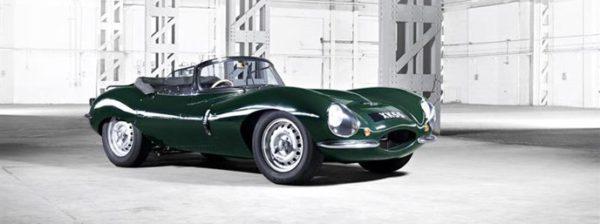Jaguar supercar XKSS