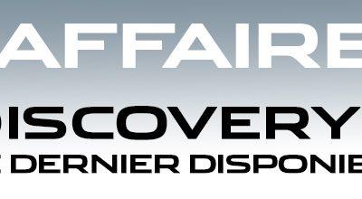 AFFAIRE : DERNIER DISCOVERY 4