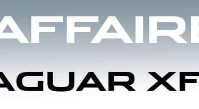 AFFAIRE : JAGUAR XF 3.0DV6 BVA SPORT À 68.900€
