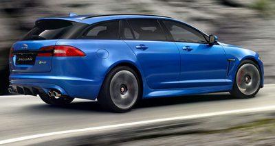 Jaguar au Mondial de l'Automobile Paris 2016 : confirmation de l'arrivée de la nouvelle Jaguar XF Sportbrake.