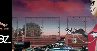 Jaguar Racing reçoit le soutien du fondateur de Gorillaz