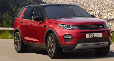 Nouveau Discovery Sport à partir de 33.900€