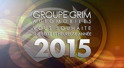 Bonne et belle année 2015