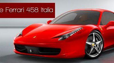 La Nouvelle Ferrari 458 Italia.