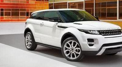 La vidéo du Range Rover Evoque