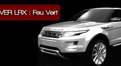 Land Rover LRX compact: Feu Vert