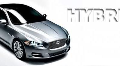 Nouvelle Jaguar XJ: une version hybride rechargeable pour 2011 ?
