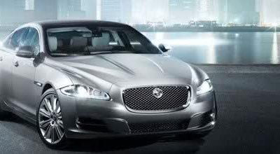 Nouvelle vidéo de la Jaguar XJ en ligne