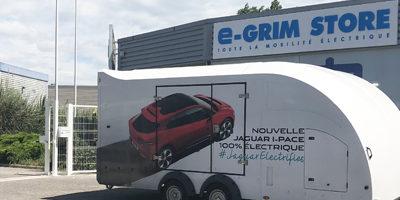 La nouvelle Jaguar I-PACE en avant-première à Montpellier