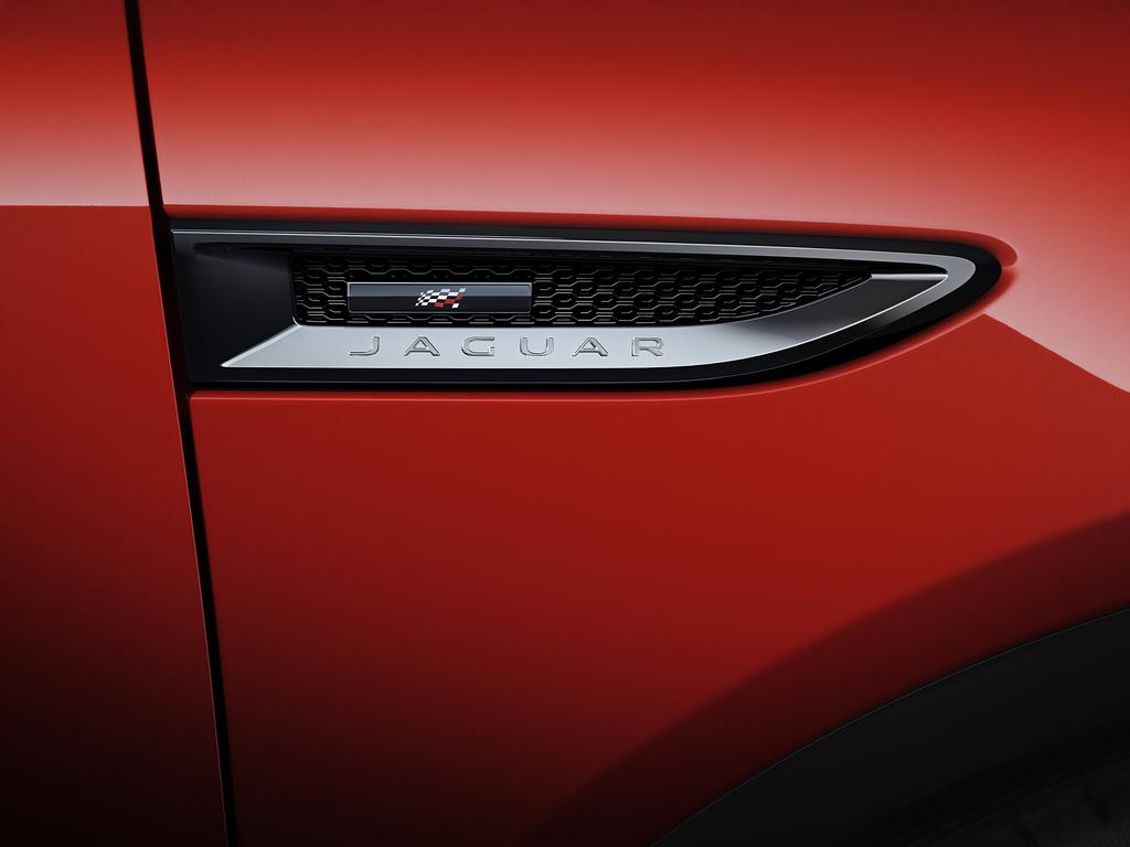 La Jaguar E-Pace